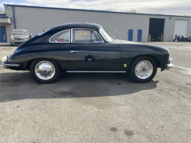 Salvage cars for sale from Copart Colton, CA: 1960 Porsche 356