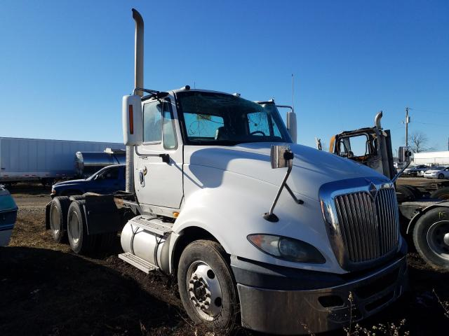 Salvage cars for sale from Copart Cicero, IN: 2011 International Prostar PR