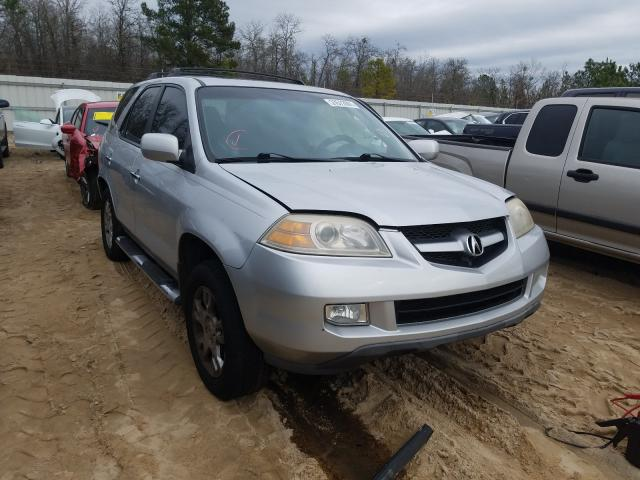 Salvage cars for sale from Copart Gaston, SC: 2006 Acura MDX Touring