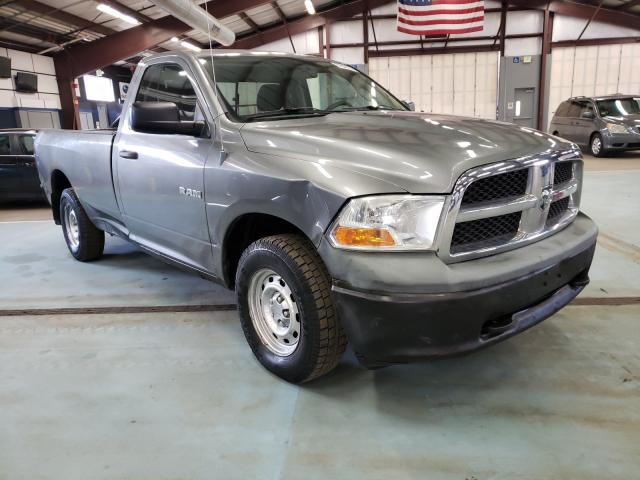 Salvage cars for sale from Copart East Granby, CT: 2010 Dodge RAM 1500