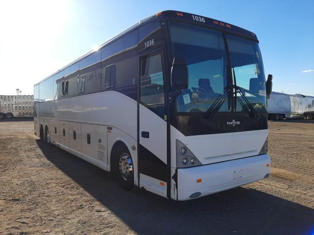 Van Hool C2045 salvage cars for sale: 2007 Van Hool C2045