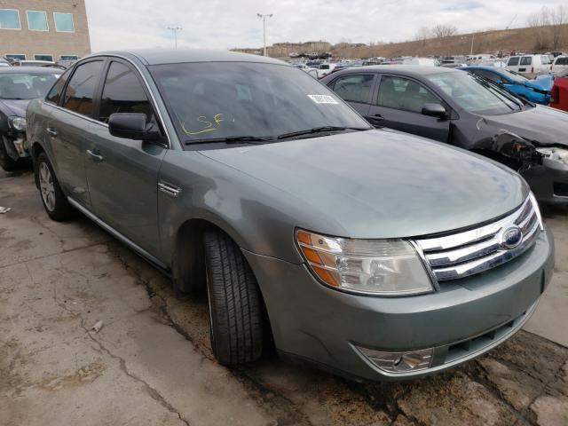 Salvage cars for sale from Copart Littleton, CO: 2008 Ford Taurus SEL