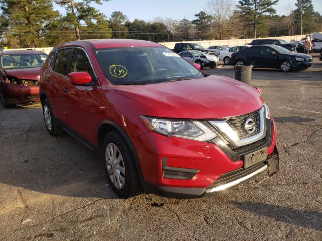 2017 NISSAN ROGUE S - Other View