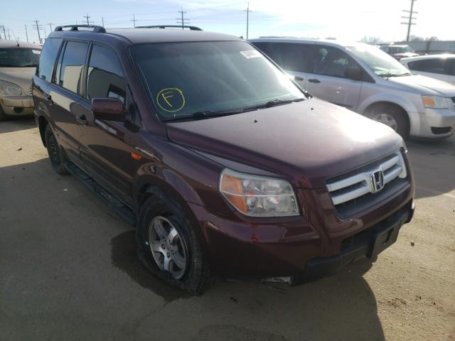 2007 Honda Pilot EX for sale in Nampa, ID