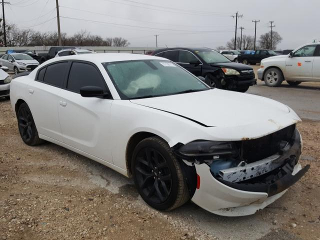 Salvage cars for sale from Copart San Antonio, TX: 2020 Dodge Charger SX