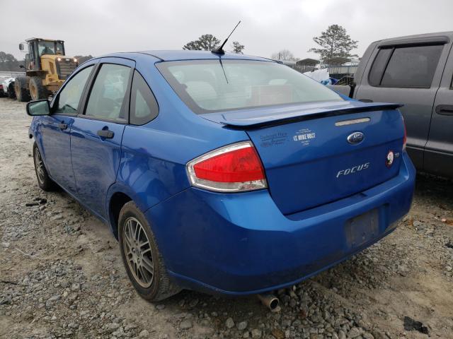 купить 2011 Ford Focus Se 2.0L 1FAHP3FN0BW200031