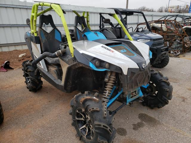 Salvage cars for sale from Copart Oklahoma City, OK: 2017 Can-Am Maverick 1