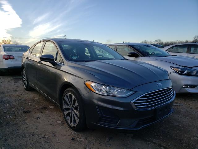 2020 Ford Fusion SE for sale in Hillsborough, NJ