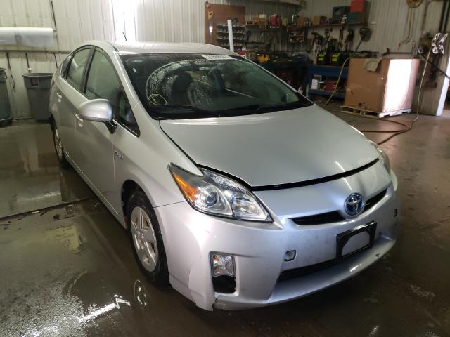 Salvage cars for sale from Copart Avon, MN: 2010 Toyota Prius