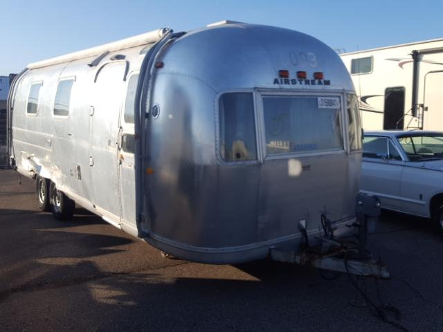 1972 Airstream Travel Trailer for sale in Moraine, OH