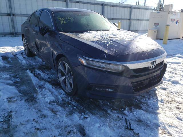 2019 Honda Accord TOU for sale in Lansing, MI