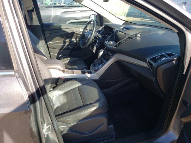 пригнать из сша 2013 Ford Escape Sel 1.6L 1FMCU9HX3DUB47527