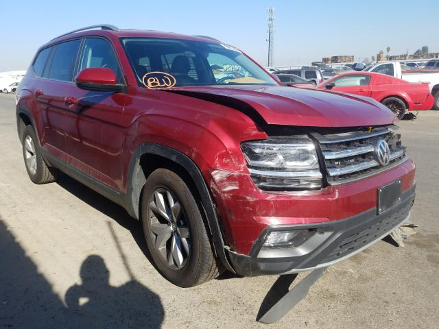 2019 Volkswagen Atlas SE for sale in Fresno, CA