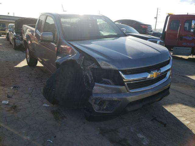 Salvage cars for sale from Copart Lebanon, TN: 2018 Chevrolet Colorado L