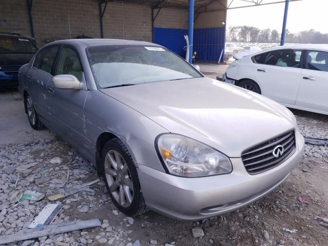 Infiniti Q45 salvage cars for sale: 2002 Infiniti Q45