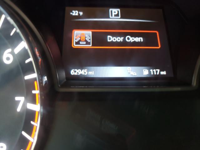 2016 NISSAN ALTIMA 2.5 - Engine View