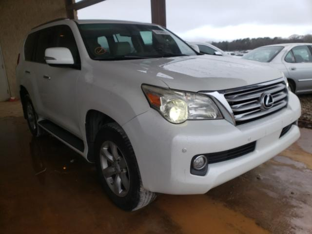 Salvage cars for sale from Copart Tanner, AL: 2011 Lexus GX 460