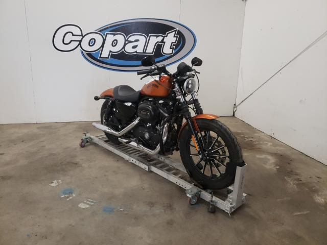 2014 Harley-Davidson XL883 Iron for sale in Portland, OR