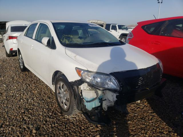 Salvage cars for sale from Copart Magna, UT: 2010 Toyota Corolla BA