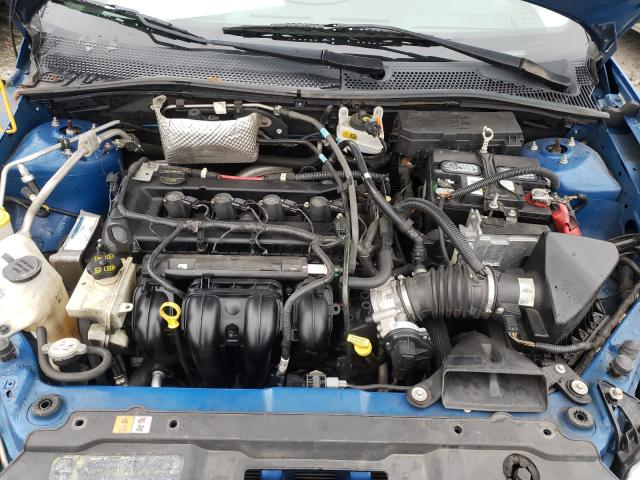 1FAHP3FN0BW200031 2011 Ford Focus Se 2.0L