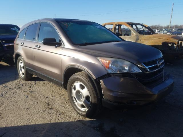 2011 HONDA CR-V LX 5J6RE4H38BL123975