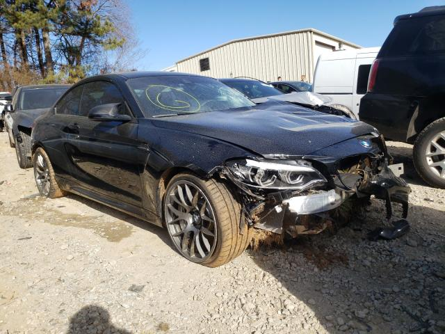 BMW M2 Competition salvage cars for sale: 2021 BMW M2 Competition