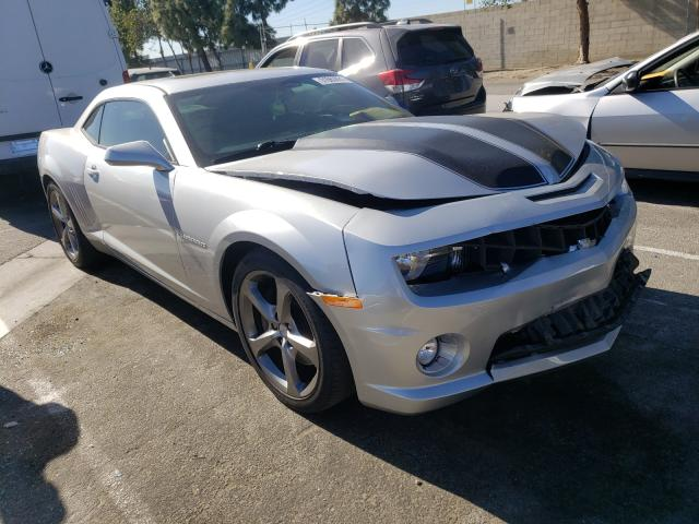 Salvage cars for sale from Copart Rancho Cucamonga, CA: 2013 Chevrolet Camaro SS