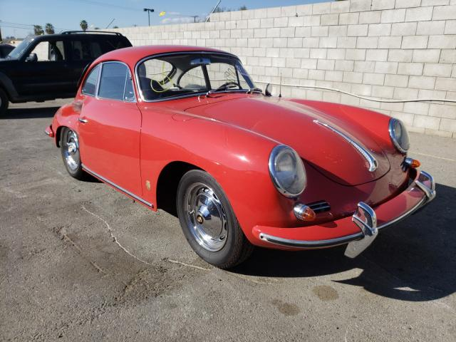 Salvage cars for sale from Copart Colton, CA: 1962 Porsche 911 S