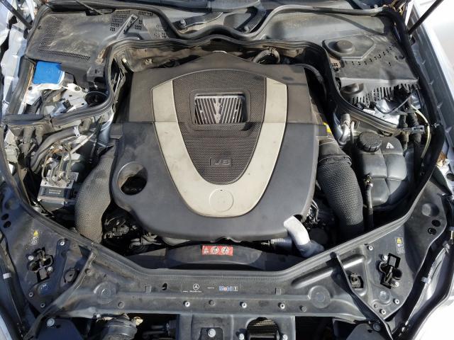 2011 MERCEDES-BENZ CLS 550 - Interior View