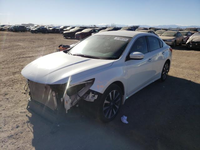 2016 NISSAN ALTIMA 2.5 - Left Front View