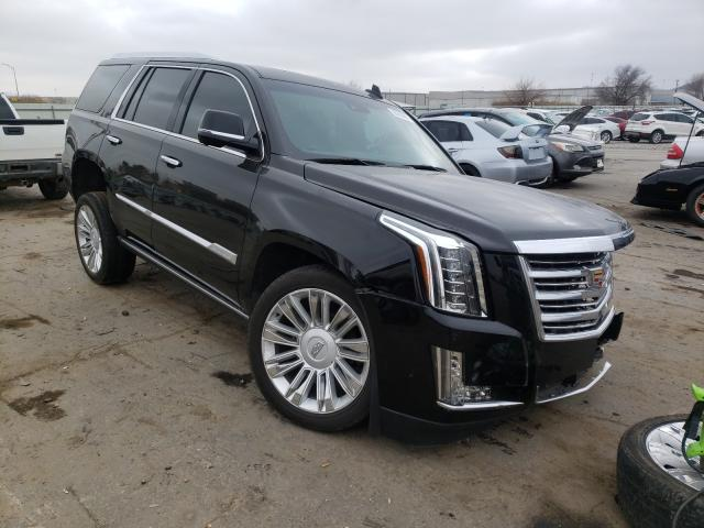 Cadillac Escalade P salvage cars for sale: 2018 Cadillac Escalade P