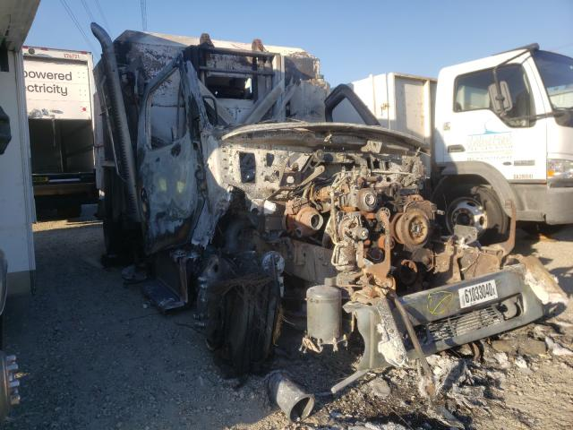 Salvage cars for sale from Copart Rancho Cucamonga, CA: 2021 Freightliner M2 106 MED
