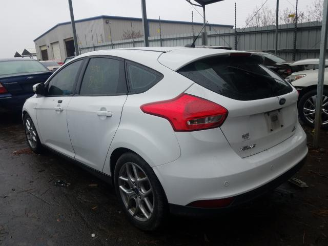 2015 FORD FOCUS SE - Right Front View