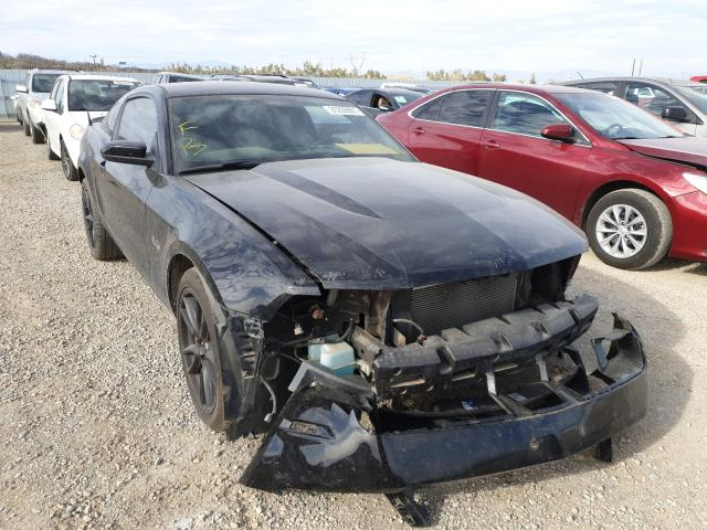 Salvage cars for sale from Copart Anderson, CA: 2012 Ford Mustang GT
