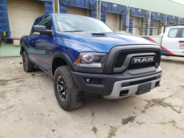 Vehiculos salvage en venta de Copart Columbus, OH: 2017 Dodge RAM 1500 Rebel
