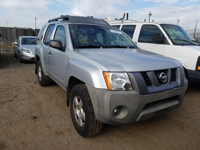 Salvage cars for sale from Copart San Martin, CA: 2007 Nissan Xterra OFF