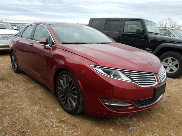 Lincoln MKZ salvage cars for sale: 2015 Lincoln MKZ