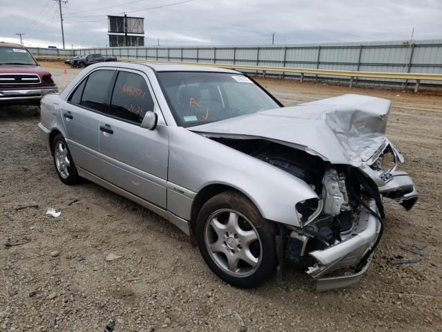 Salvage 2000 MERCEDES-BENZ C CLASS - Small image. Lot 31457571