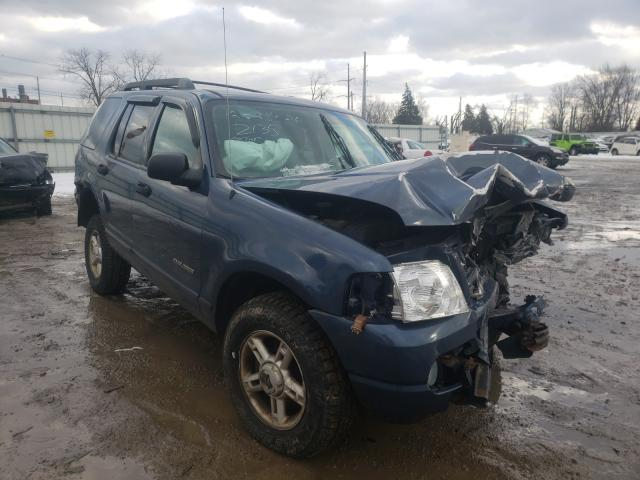 Salvage 2005 FORD EXPLORER - Small image. Lot 30421181