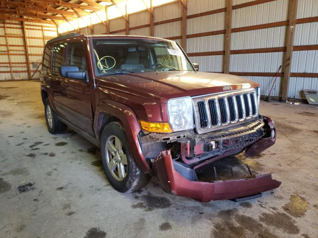 2007 Jeep Commander en venta en Dyer, IN