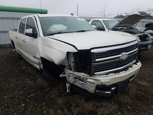 Vehiculos salvage en venta de Copart Houston, TX: 2014 Chevrolet Silverado