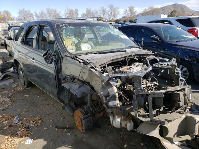 Salvage cars for sale from Copart Colton, CA: 2006 Acura MDX Touring