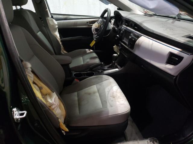 пригнать из сша 2016 Toyota Corolla L 1.8L 2T1BURHE6GC620708