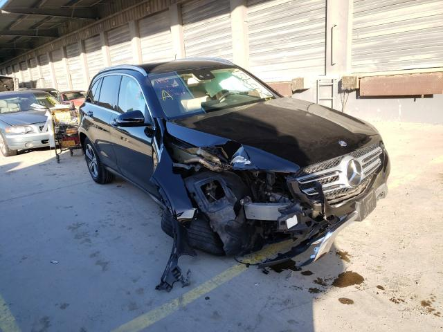 Salvage cars for sale from Copart Hayward, CA: 2016 Mercedes-Benz GLC 300 4M
