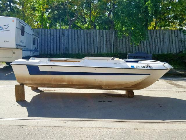 Salvage cars for sale from Copart Ham Lake, MN: 2000 1972 Chrys Boat