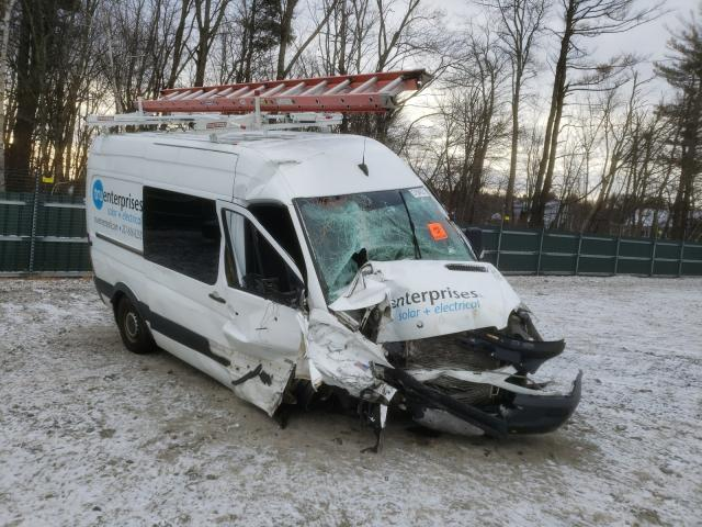 Mercedes-Benz Sprinter 2 salvage cars for sale: 2013 Mercedes-Benz Sprinter 2