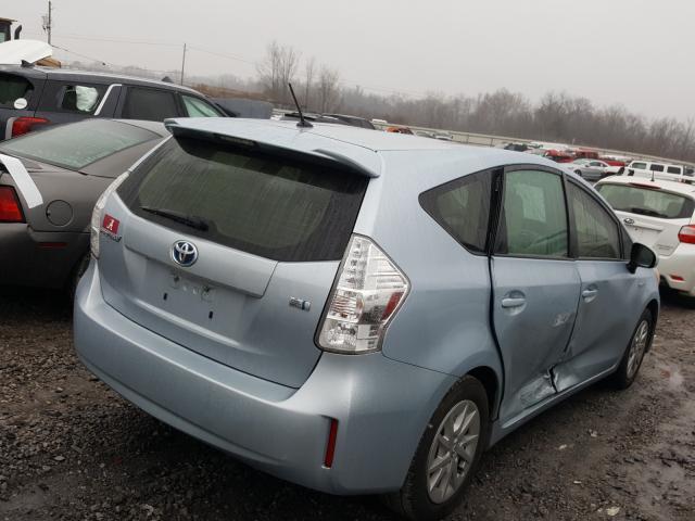 2013 Toyota PRIUS | Vin: JTDZN3EU8D3282933