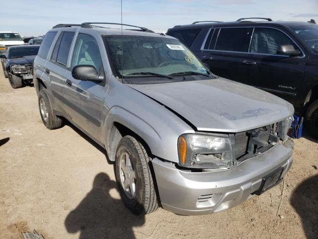 Salvage cars for sale from Copart Amarillo, TX: 2005 Chevrolet Trailblazer