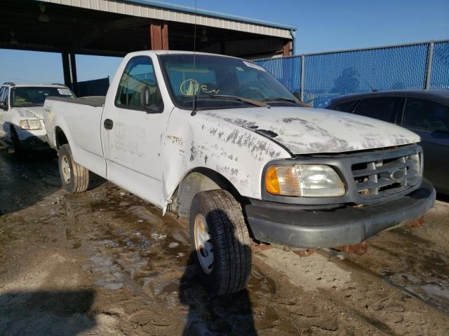 Salvage cars for sale from Copart Riverview, FL: 2004 Ford F-150 Heri