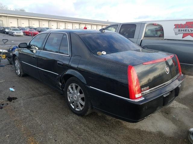 2009 CADILLAC DTS - Right Front View